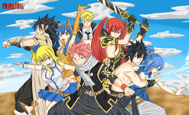 fairy tail wallpaper 12